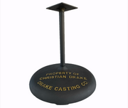 Barbell Pedestal Base  Any Height