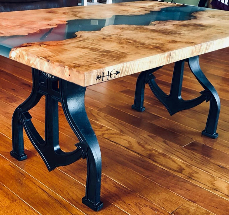 Anchor Coffee Table/ Bench Legs