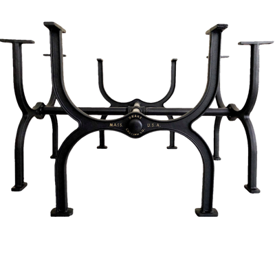 The Spider Table Base System