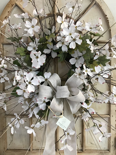 Blooming Branch Wreath