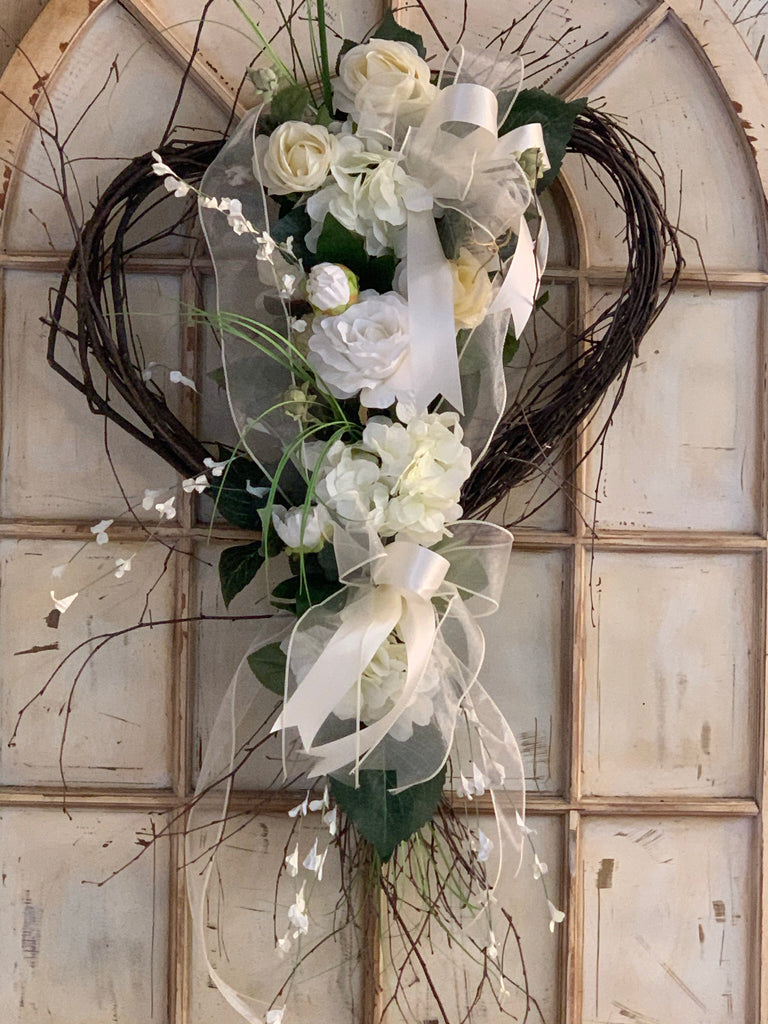 Heart Wreath Large