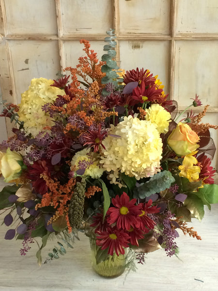 Angelina Fall Arrangement