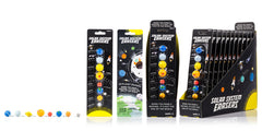 Solar Systems Erasers