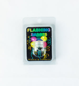 Flashing Badges