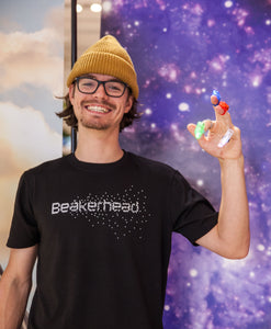 Men's Beakerhead Flying Pixel Logo