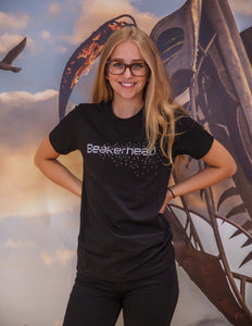Women's Beakerhead Flying Pixel Logo