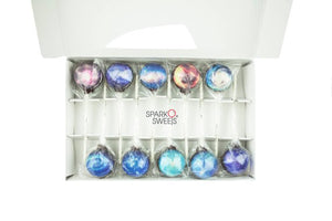 Galaxy Nebula Lollipop Box Set