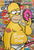sugar daddy nelson de la nuez simpsons pop art painting