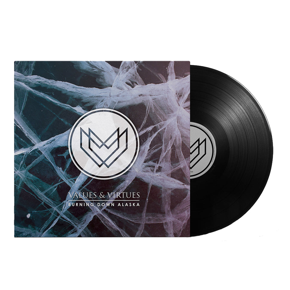 "Values & Virtues - 10"" Vinyl - Black"