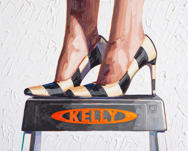 Kelly Reemsten: Where Femininity Meets Power