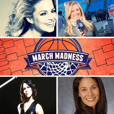 March Madness Has the Women On Their Feet