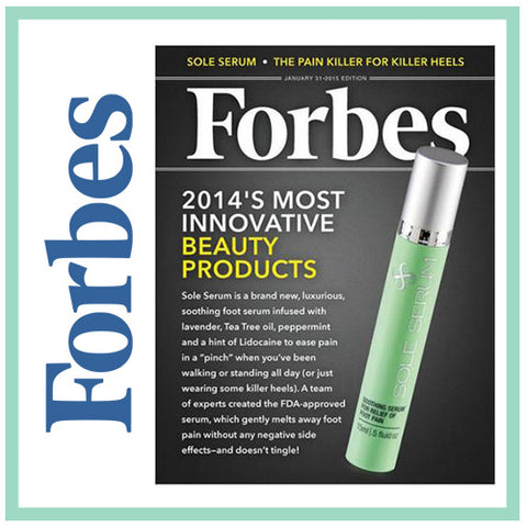 forbes sole serum