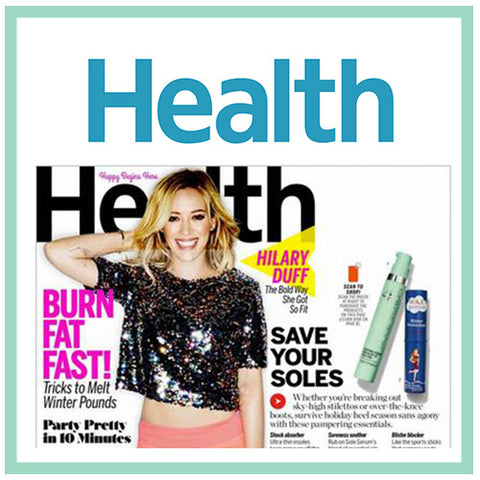 health magazine sole serum