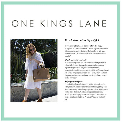 one kings lane sole serum