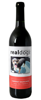 Real Dogs Red Wine