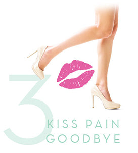 how-to kiss pain goodbye