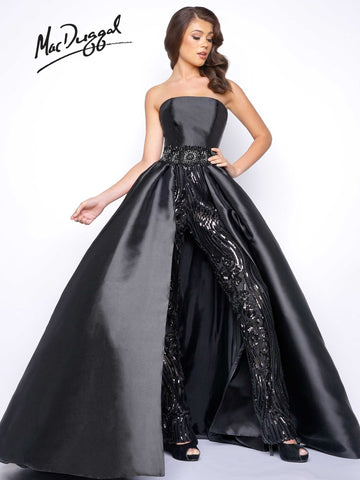 Prom Dress Mac Duggal 11039M