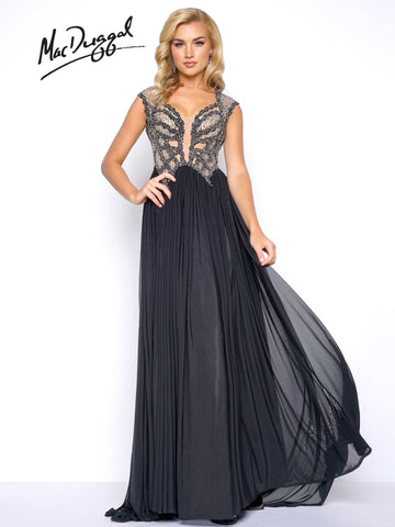 Prom Dress Mac Duggal 20053M