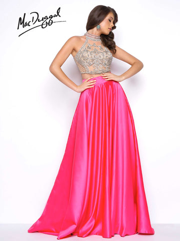 Prom Dress Mac Duggal 20062M