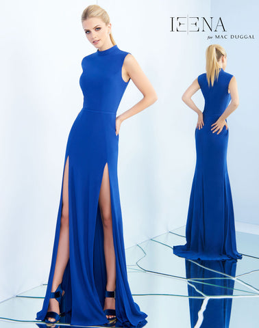 Mac Duggal 25034I Prom Dress Royal