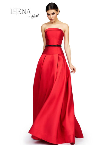 Prom Dress Mac Duggal 25221I Red