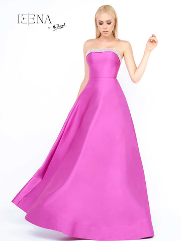 Mac Duggal 25299I Pink Prom Dress