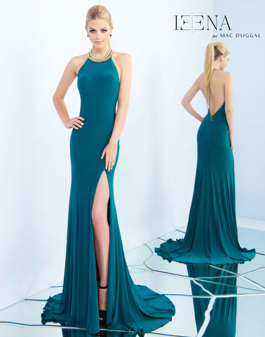 Mac Duggal 25572I Prom Dress Emerald