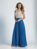 Dave & Johnny Prom Dress 2827 Teal