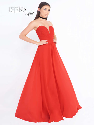 Prom Dress Mac Duggal 55102I Red