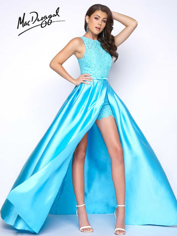 Prom Dress Mac Duggal 62715M