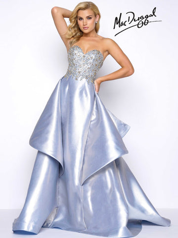 Prom Dress Mac Duggal 66010M