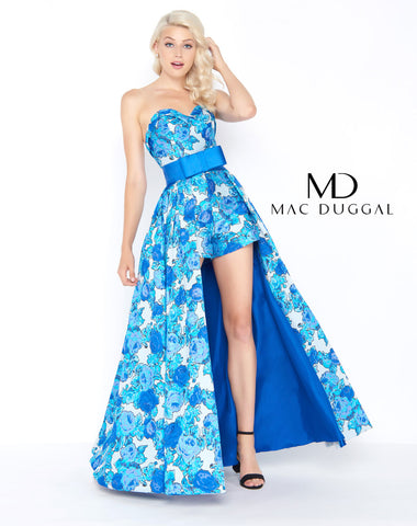 Mac Duggal 79145M Prom Dress