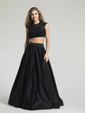 Prom Dress Dave & Johnny 1796 Black