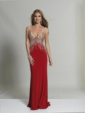 Dave & Johnny 2251 Prom Dress