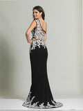 Dave & Johnny 2290 Prom Dress