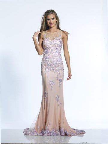 Dave & Johnny 2291 Prom Dress
