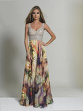 Dave & Johnny 2522 Prom Dress