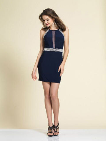 Homecoming Dress Dave & Johnny 2889