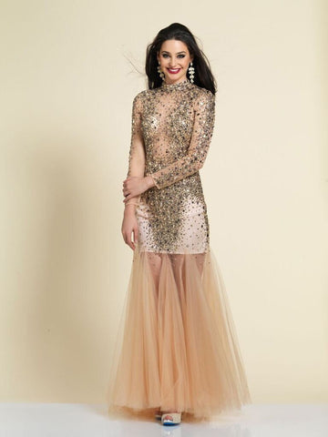 Dave & Johnny 400 Prom Dress