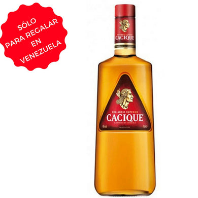 RON CACIQUE 0,75 L