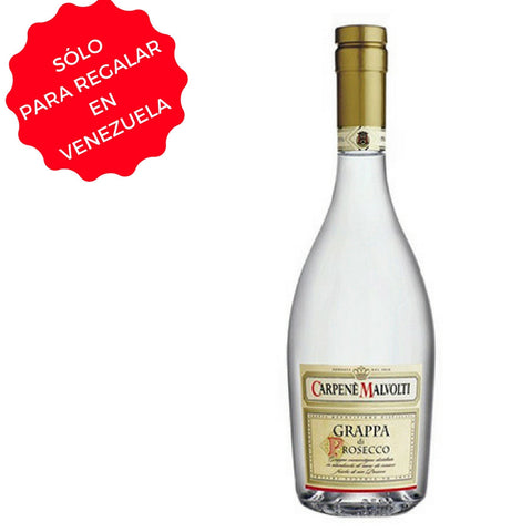 GRAPPA DI PROSECCO CARPENE 0,75 L