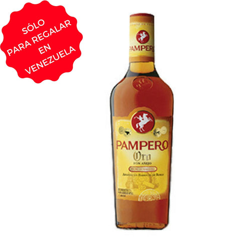 RON PAMPERO ORO 0,75 L