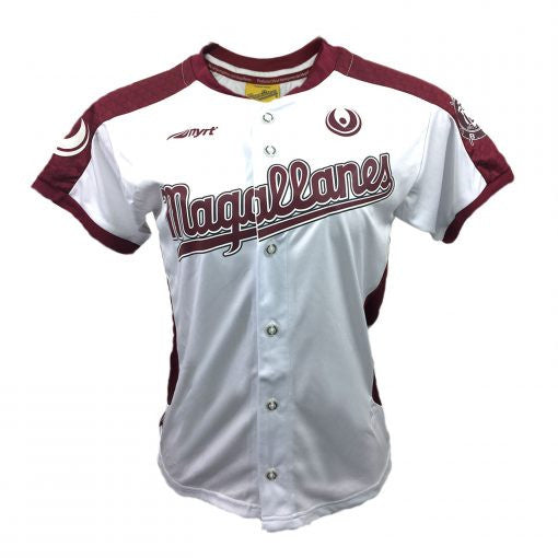 CAMISA NAVEGANTES DEL MAGALLANES WEEKEND TEMP. 16-17 MUJER