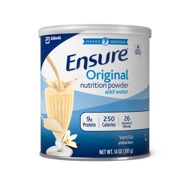 Ensure Original en polvo - Sabor vainilla - 14 oz