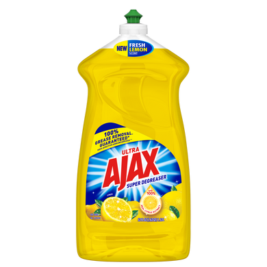 Lavaplatos liquido Ajax triple accion - 52 oz