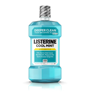Enjuague bucal Antiséptico Listerine Cool Mint - 1,5 Lts