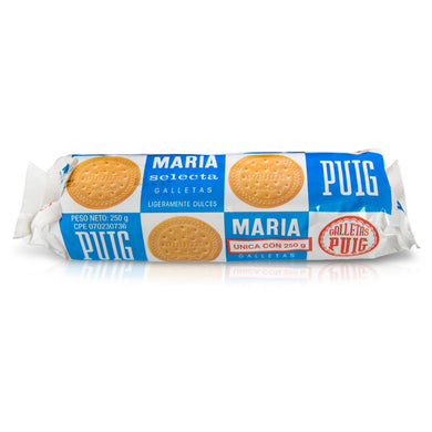 Galletas Maria Puig - La Original
