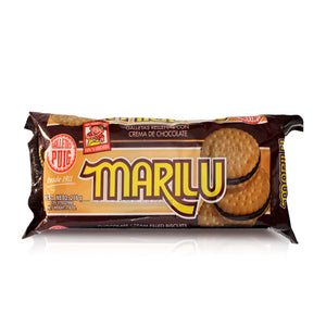 Galletas MARILU de Chocolate - Empaque de 216 g