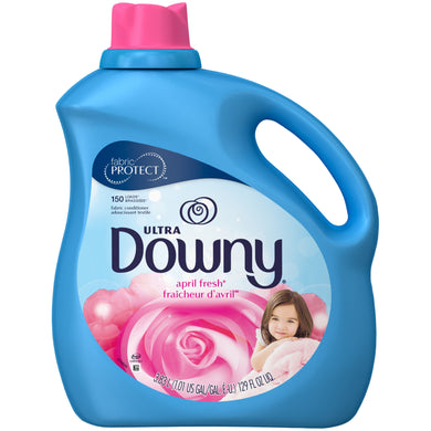 Suavizante liquido Downy Ultra - 129 oz