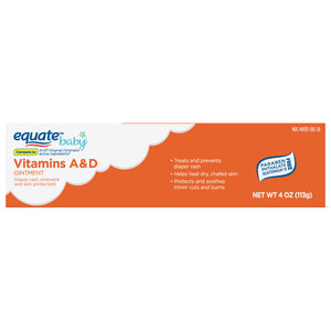 Ungüento antipañalitis Equate - 4 oz